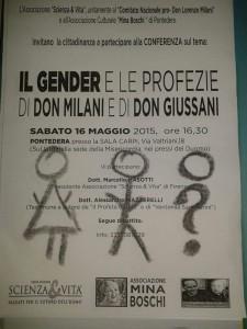 seminario gender